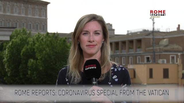 CORONAVIRUS SPECIAL: Masses restart in Italy and the Vatican