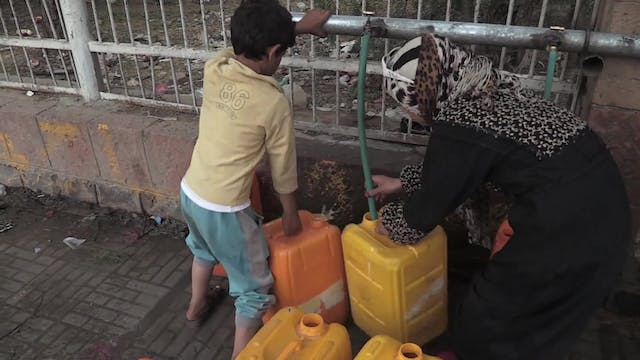 Yemen faces desperate humanitarian cr...