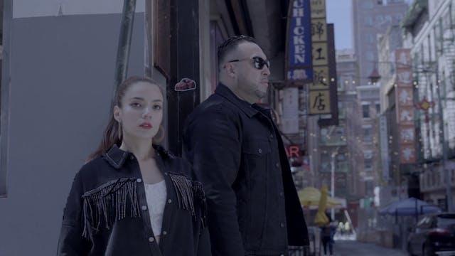 Calle Cardona y Jennifer Arenas lanza...
