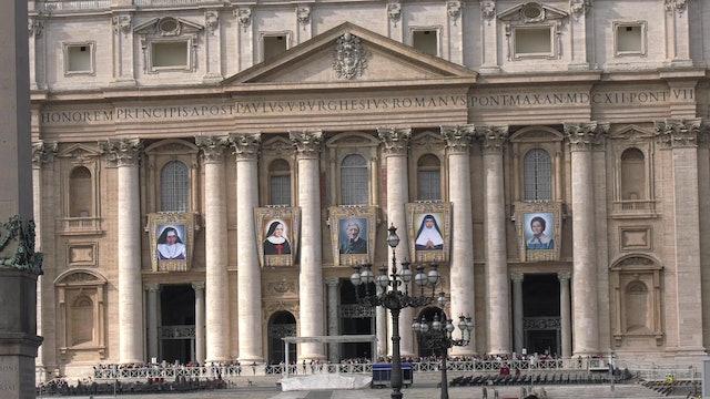Estos son los 5 personajes que el Papa nombrará santos