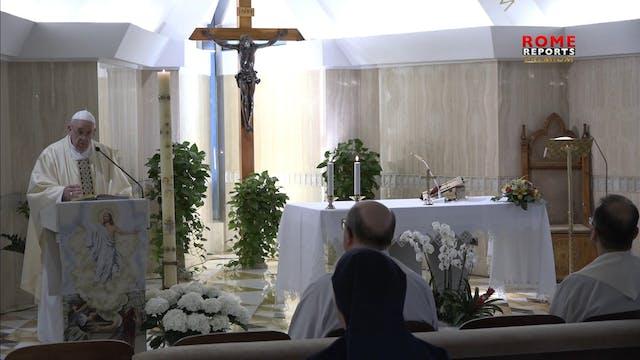 Papa pide que Europa viva la unidad f...