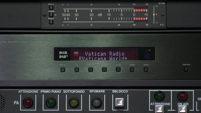 Vatican Radio, the voice of the pope,...