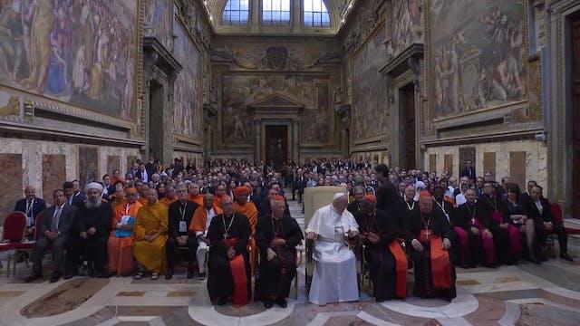 Papa pide respetar a indígenas: Ayuda...