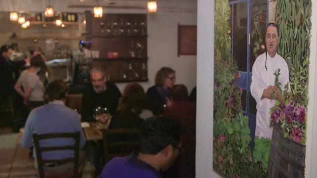 El restaurante bíblico donde el amor ...