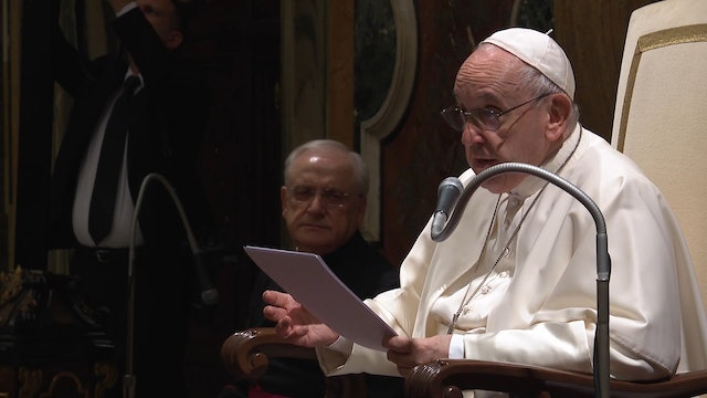 Pope Francis to pharmacists: Conscientious objection is non-negotiable