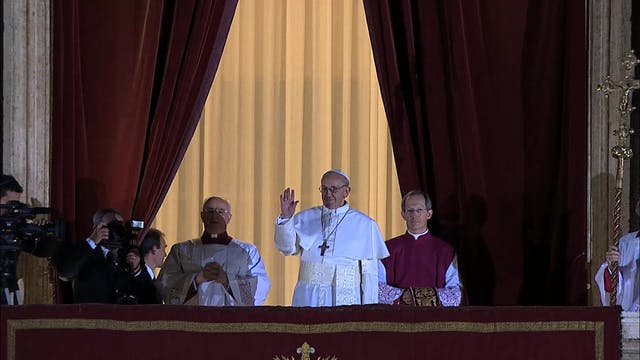 Francisco cumple 8 años como Papa