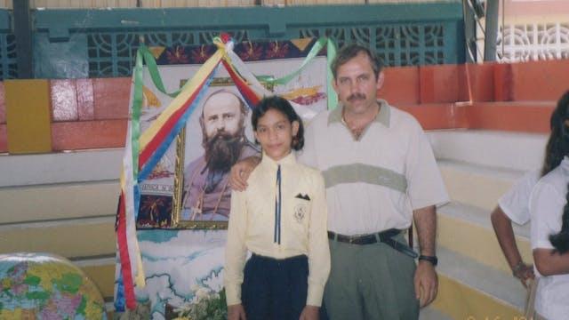 Br. Pedro Manuel, an Hogar de Nazaret...