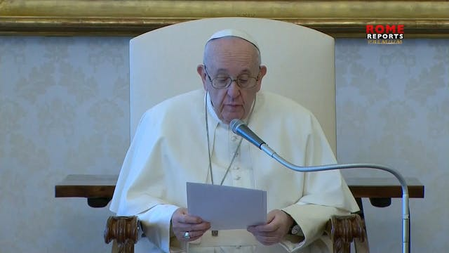 Papa explica el papel de la oración e...
