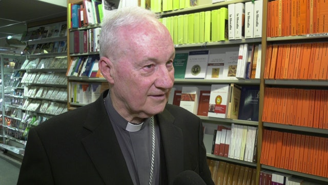 Card. Marc Ouellet: the Holy Eucharist expresses one's union with the pope