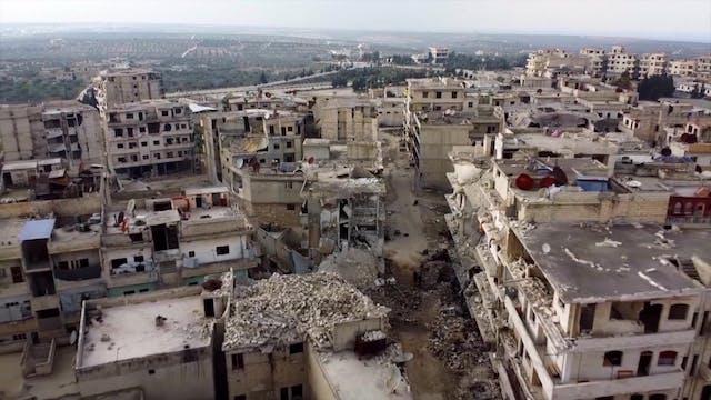 Nuncio en Siria: Tras 10 años de guer...