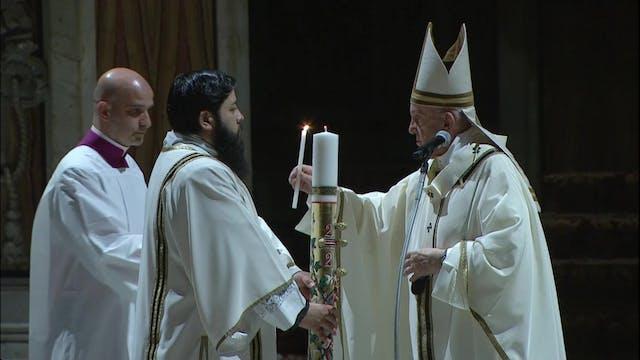 Papa en la Vigilia Pascual: Sembrad e...
