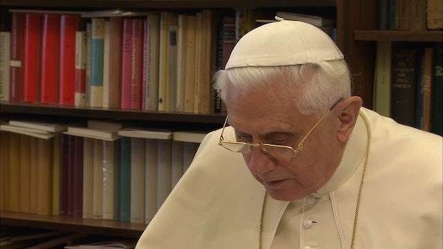 Pope Benedict XVI publishes article on same-sex marriage