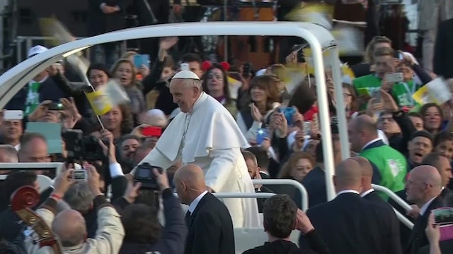Pope Francis to visit Naples on Friday