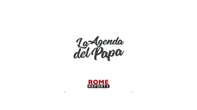 La Agenda del Papa 26/11/19