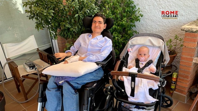 His fight with a rare disease brought his family together and is an inspiration