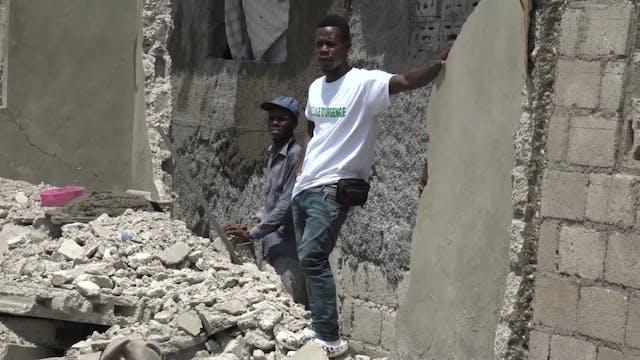 Haiti: How Catholic charities are res...