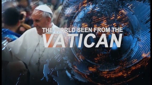 The World seen from The Vatican 03-13...