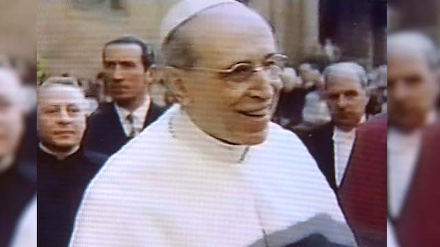 El Papa abre los archivos vaticanos s...