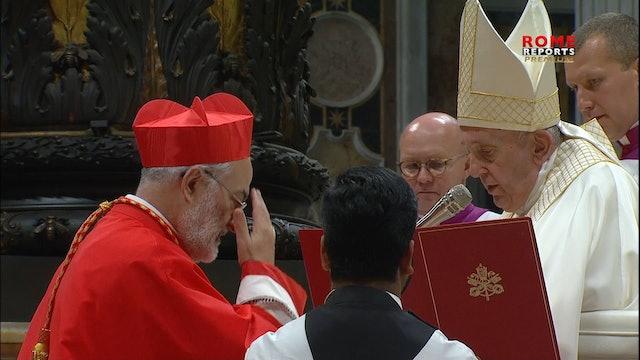 Card. López Romero: Dudaba si hacerme sacerdote, pero una pregunta me cambió