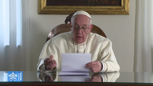 Pope sends message to Morocco: Let's ...