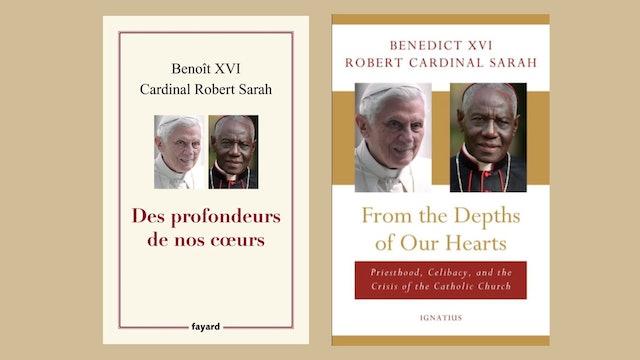 Benedicto pide que se elimine su nombre como coautor del libro sobre el celibato