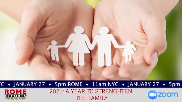 'Ways to strengthen a Catholic Family in 2021'