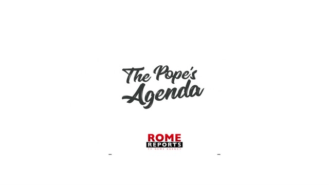 The Pope's Agenda 15/10/19