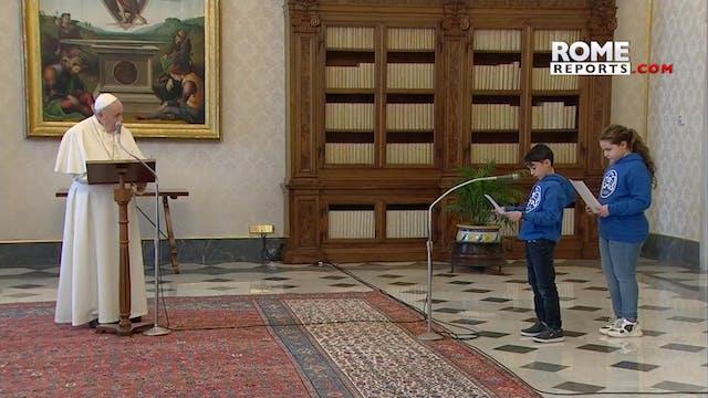 Francisco instituye la Jornada Mundia...
