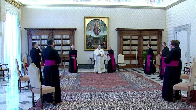 Papa en Audiencia: No podemos tolerar...