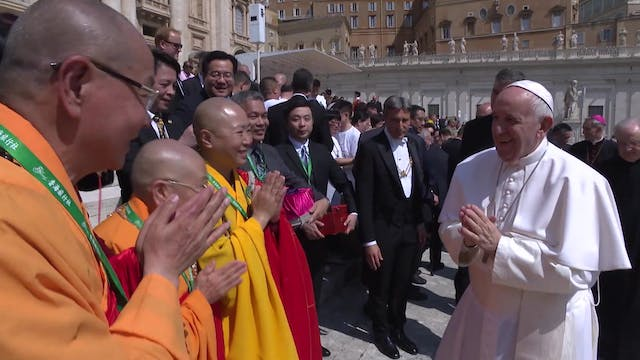 Buddhist delegation from Taiwan come ...