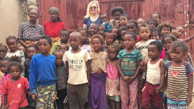 Madagascar: País que el Papa visitará...