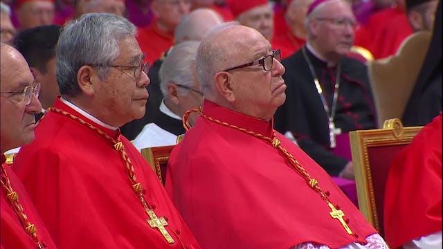 Fallece el cardenal Sergio Obeso Rive...