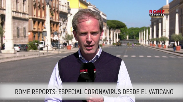 ESPECIAL CORONAVIRUS: Qué implica la fase 2 en Italia y el Vaticano