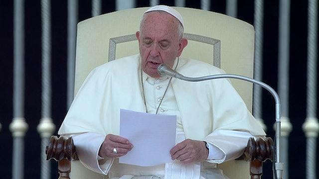 Papa pide que este sábado se rece 1 minuto por la paz en Tierra Santa