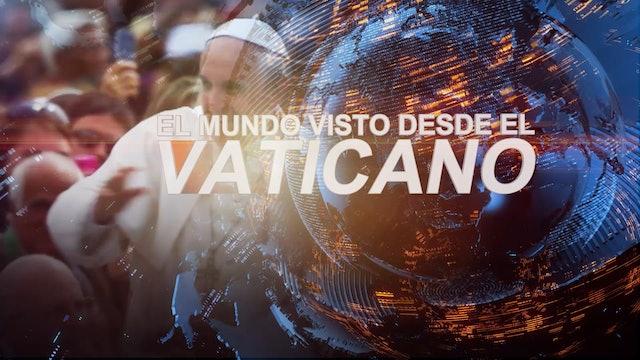 Programa semanal: El mundo visto desde el Vaticano 22-09-2021