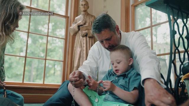Esta familia vivió un milagro reconocido por el Papa a través de su hijo