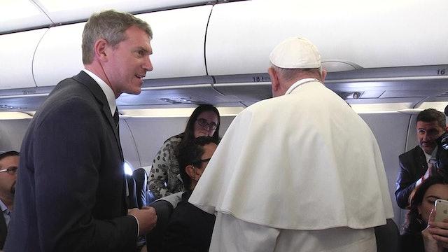 El Vaticano nombra un nuevo portavoz