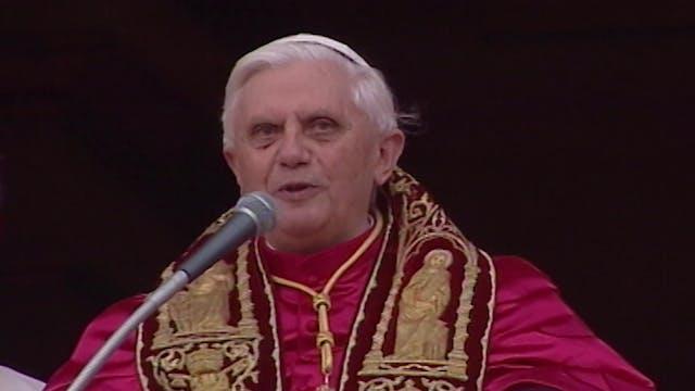 Cónclave de Benedicto XVI. Por qué lo...