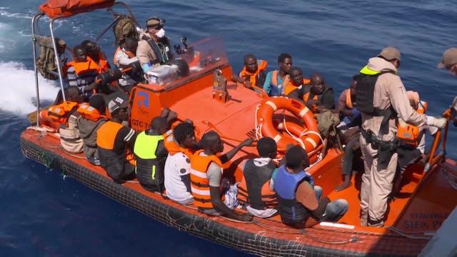 Malta autoriza llegada de barco de ga...