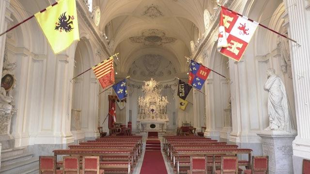 Santa Maria in Aventino, reabre en todo su esplendor