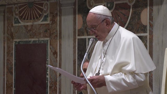Pope Francis sends letter to Assad an...