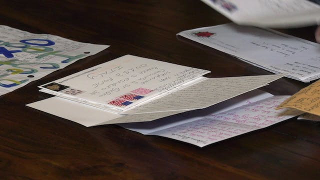 Be pen pals with an inmate on death row