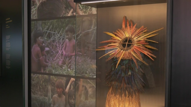 Vatican inaugurates Amazon exhibit of indigenous objects with Christian symbols