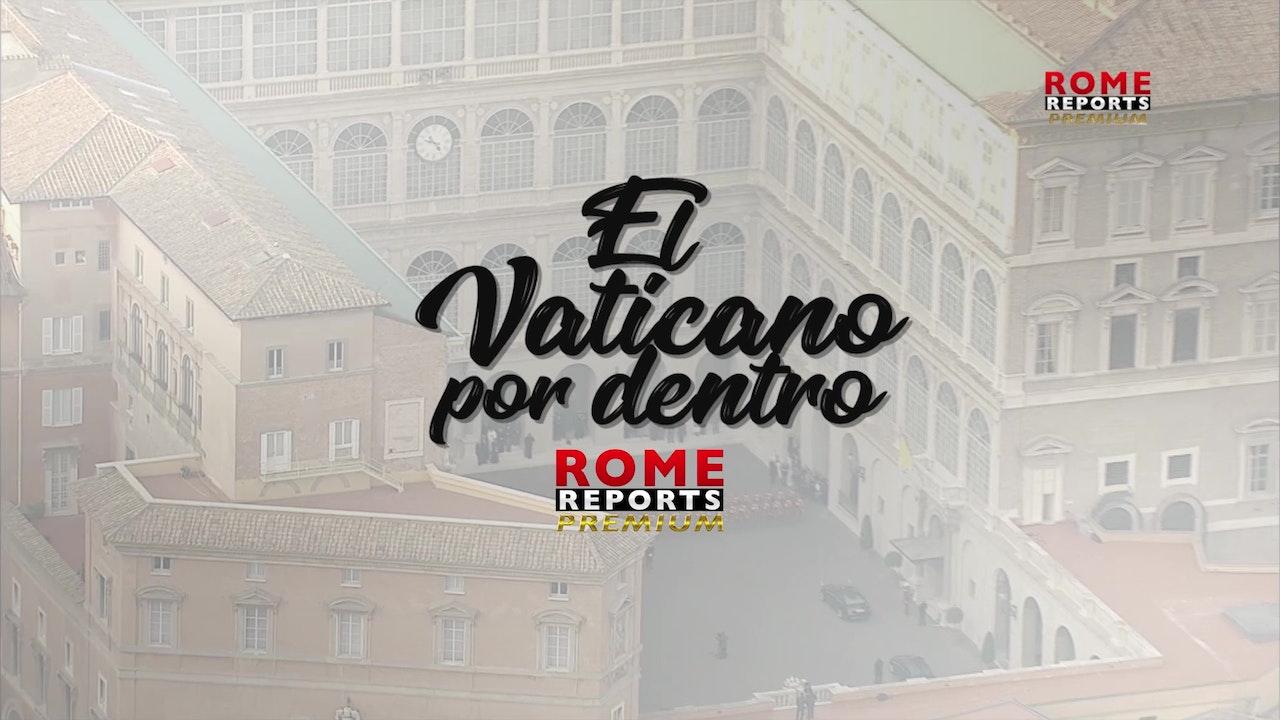 El Vaticano por dentro
