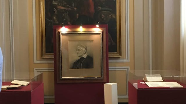 Rome inaugurates exhibition on Cardin...