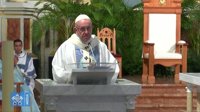 Papa a los religiosos: Eviten la tentación del cansancio de la esperanza