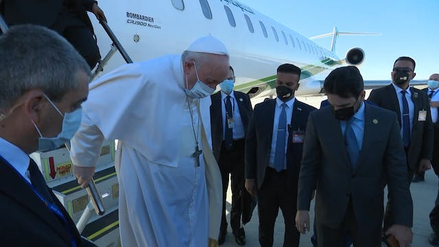 Pope travels to Budapest and Bratisla...