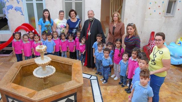"""""""Ayudadnos a permanecer en Siria"""", pide el arzobispo armenio-católico de Alepo"""