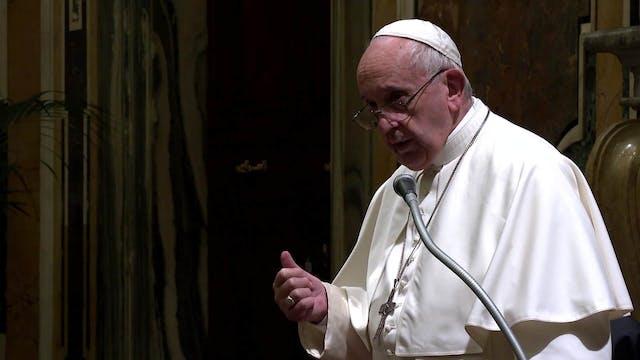 Los cuatro consejos del Papa a los sa...