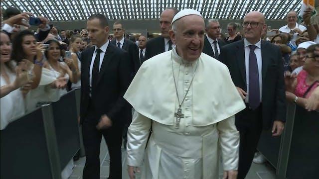 Papa se reunirá con carismáticos cató...